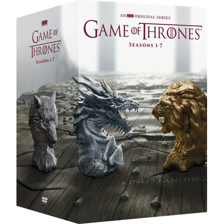 GAME OF THRONES BOX SET DVD 1-3 - Download A Game of …