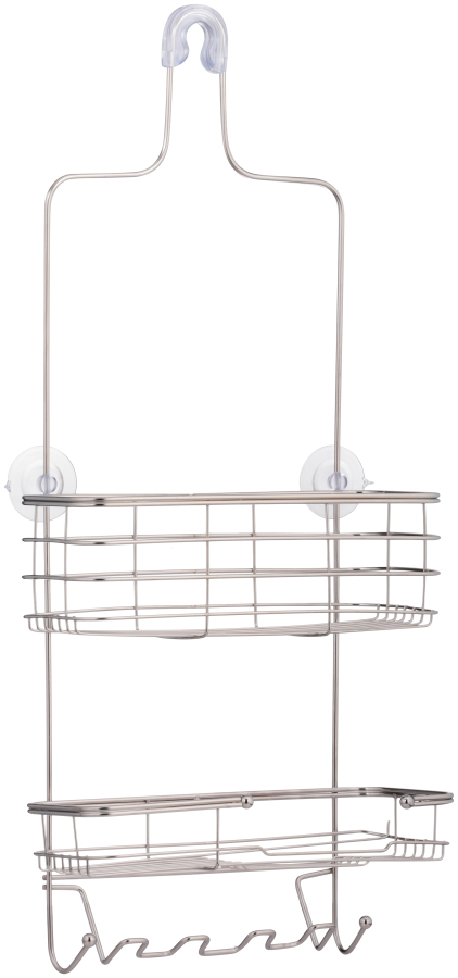 Zenna Home Shower Caddy by Zenith Products Corp.