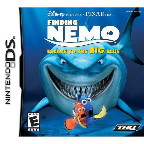 Finding Nemo Escape to the Big Blue (DS) - Pre-Owned