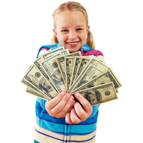 Educational Insights Play Money Deluxe Set