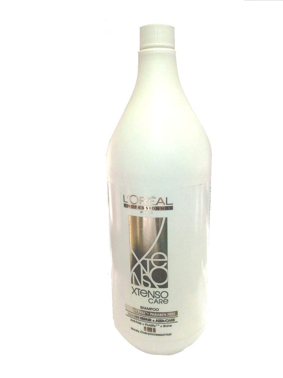 L Oreal Paris Xtenso Care Sulfate Free Shampoo 1 5 L Walmart Com Walmart Com