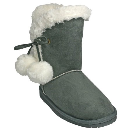 Image of Dawgs Women's 9-inch Microfiber Side Tie Boots