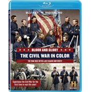 Blood And Glory: The Civil War In Color (DVD + Digital Copy) (Widescreen) by Lions Gate