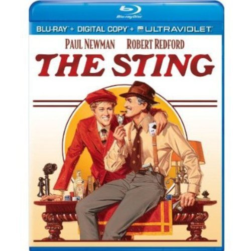 The Sting (Blu-ray + Digital Copy + UltraViolet) (With INSTAWATCH) (Widescreen)