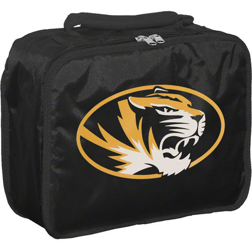 NCAA - Missouri Tigers Black Lunch Box