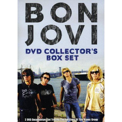Bon Jovi: DVD Collector's Box