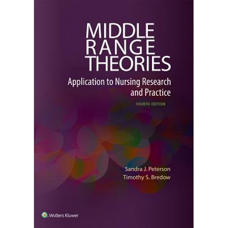 Middle Range Theories : Application to Nursing Research and (Application Of Middle Range Nursing Theories To Practice)