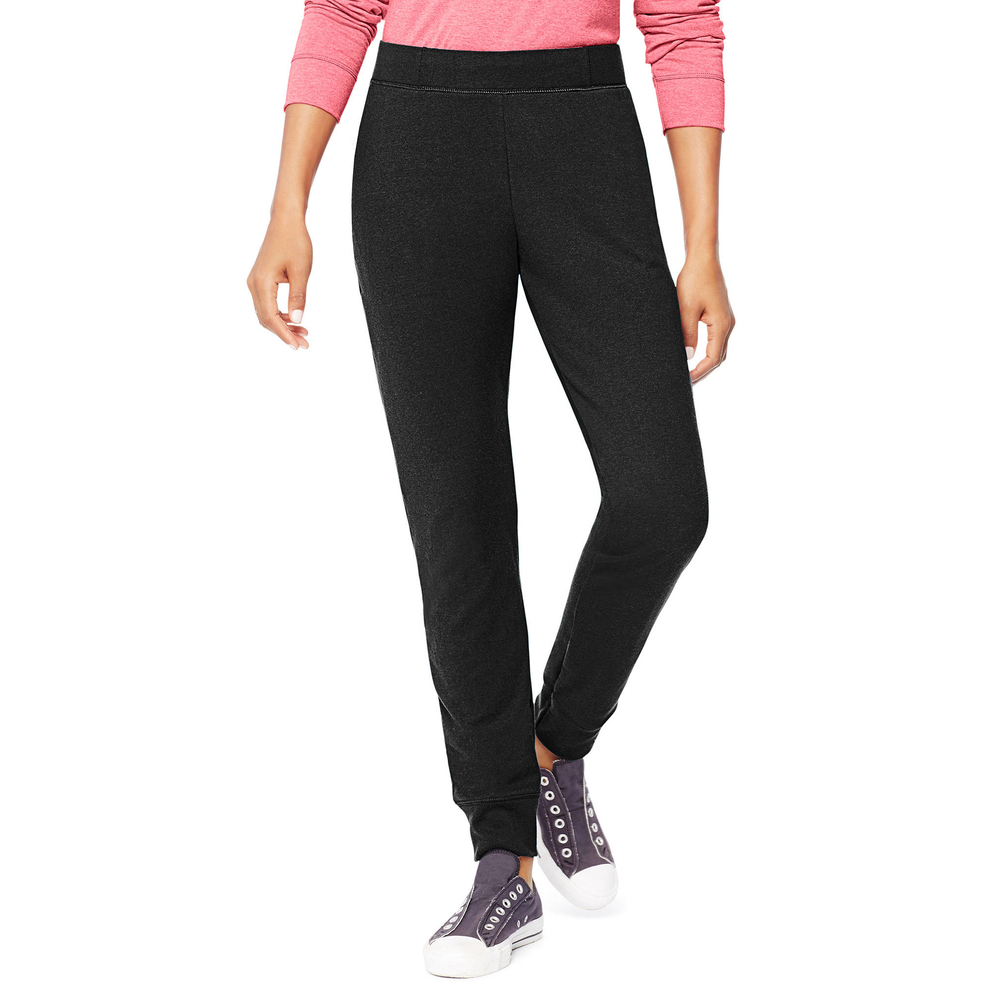 Hanes Women's Fashion Essentials French Terry Jogger