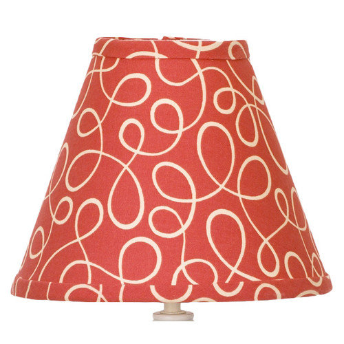 Cotton Tale 9'' Peggy Sue Cotton Empire Lamp Shade