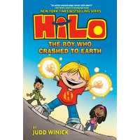 Hilo Book 1: The Boy Who Crashed to Earth (Hardcover)
