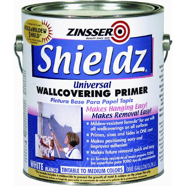 Zinsser Shieldz Universal Wallpaper Primer