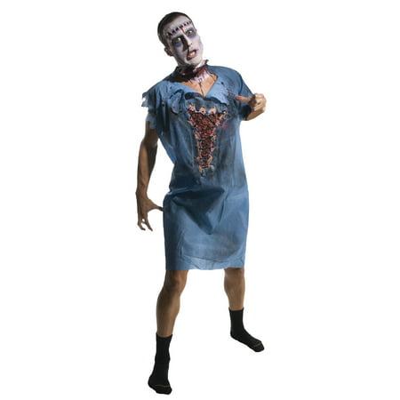 Halloween Zombie Patient Adult - Rob Zombies Halloween