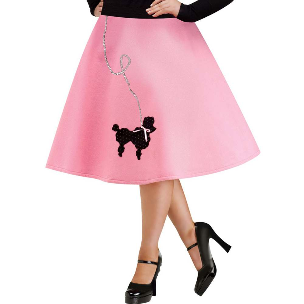 Poodle Skirt Plus Size Costume