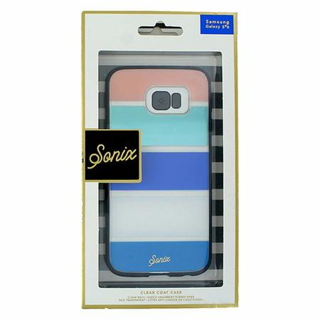 Sonix Clear Coat Case for Samsung Galaxy S6 - Bondi Stripe - image 1 of 1