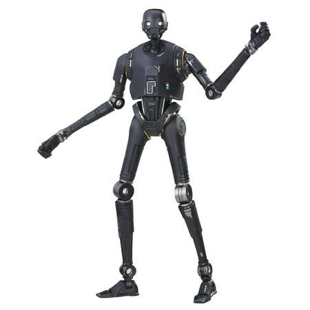 Star Wars Black Series K-2SO Action Figure - Star Wars K