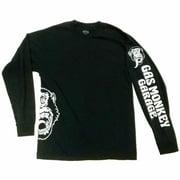 Gas Monkey Long Sleeve Logo Tee Shirt