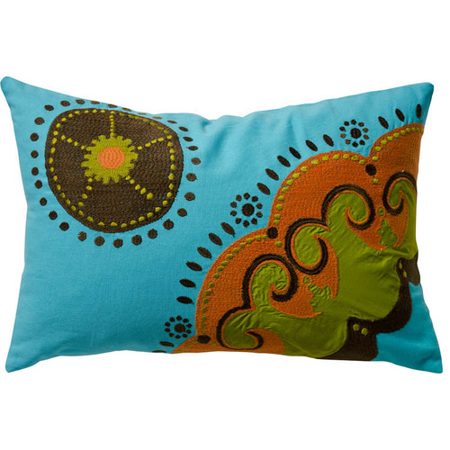 Koko Company Coptic Cotton Lumbar Pillow