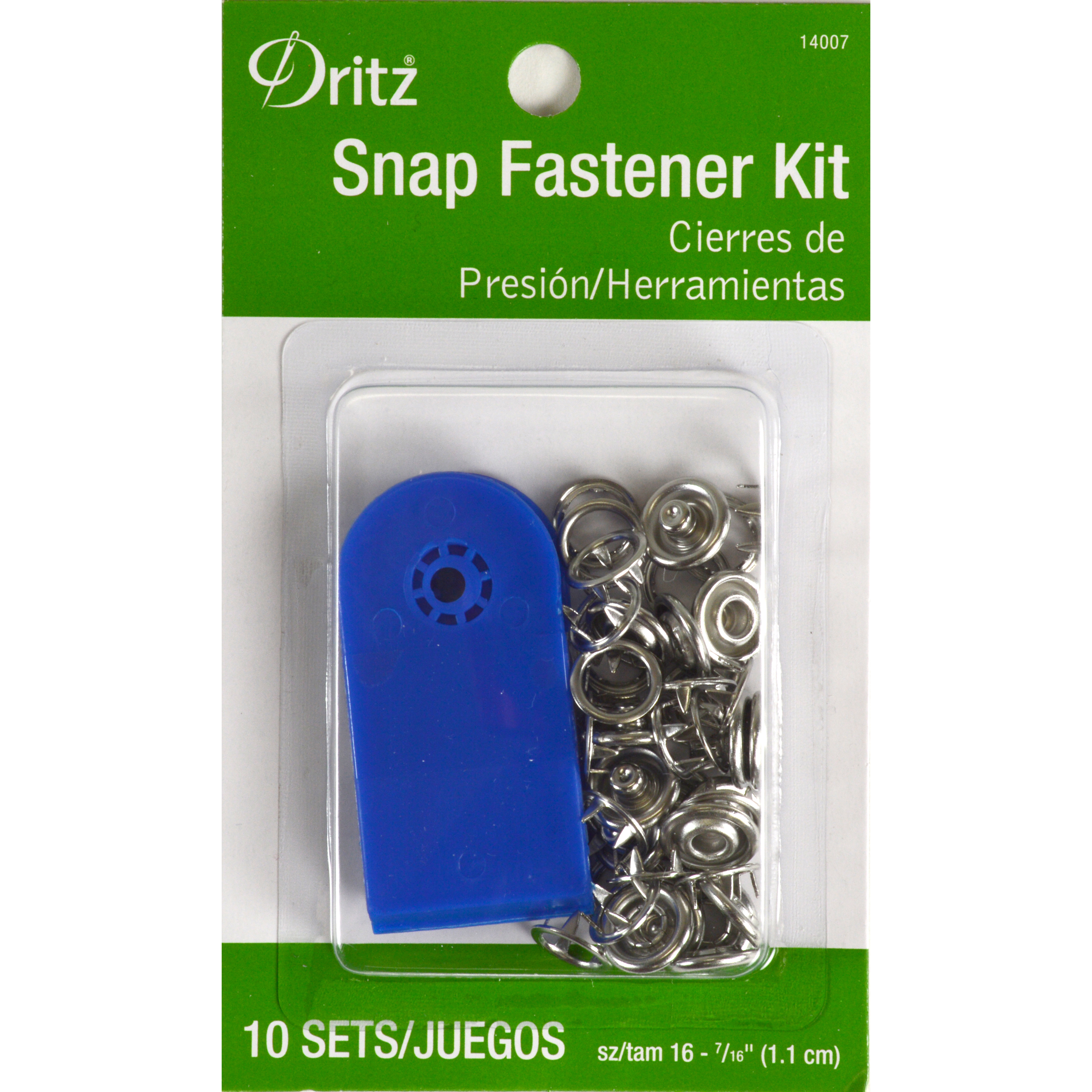 Dritz Snap Fastener Kit