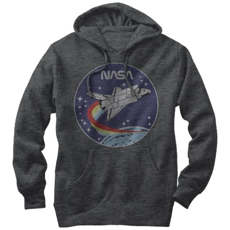 NASA Men's Space Rocket Hoodie](Nasa Space Helmet For Sale)