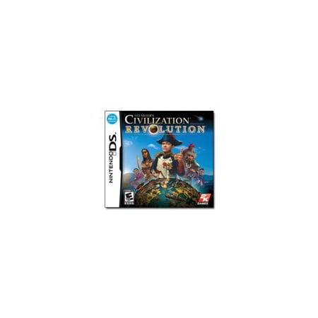 Sid Meier's Civilization Revolution - Nintendo DS - Civilizations Game