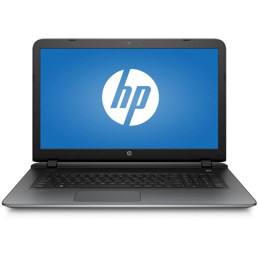"Refurbished HP Pavilion 17-g195cy 17.3"" Laptop, Windows 10 Home, AMD A4-6210 Processor, 6GB RAM, 1TB Hybrid Hard Drive"