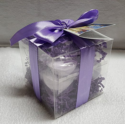 14 CALABRIAN, BERGAMOT & VIOLET Bath Bombs Gift set, ultra-moisturizing, great for dry skin, makes a great gift