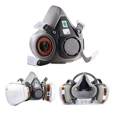 1pcs Gas Proof Active Carbon Mask - image 3 de 7