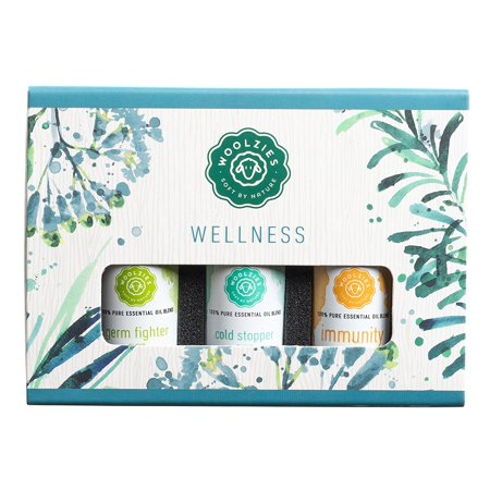 Woolzies Wellness 3-piece Essential Oil -