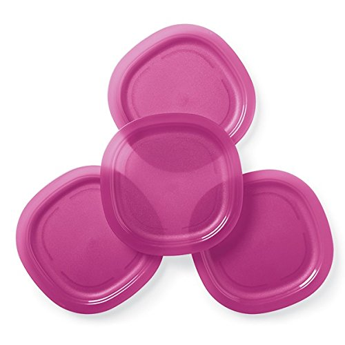 Microwave Reheatable Luncheon Plates in Fuchsia Kiss Tupperware Microwave Reheatable 9.5 Inch Luncheon Plates in  sc 1 st  Walmart & Microwave Reheatable Luncheon Plates in Fuchsia Kiss Tupperware ...