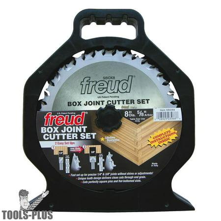 Freud Box Joint Cutter Circular Saw Blade Set