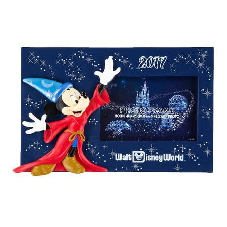 Disney Parks 2017 Walt Disney World Photo Frame New With Tag