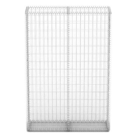 Nets Rocks - 150x100x30cm Gabion Basket Galvanized Wire Rocks Construction Landscape Fabric Netting Stone Container