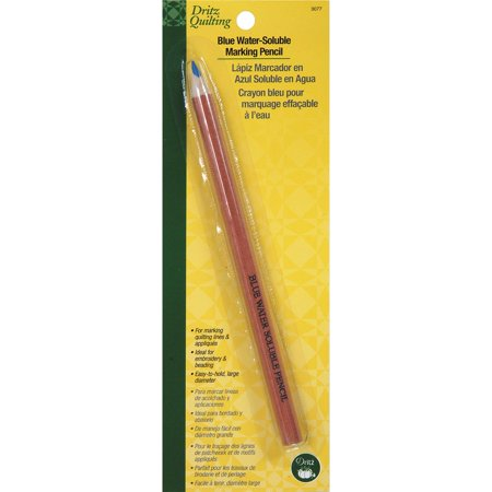 Dritz Quilting Water-Soluble Marking (Quilting Pencil)