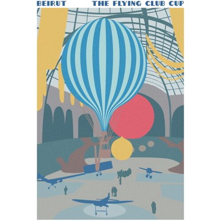 Beirut - The Flying Club Cup (Vinyl) - image 1 de 1