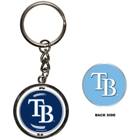 Tampa Bay Rays Spinner Key Ring - No Size