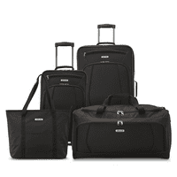 American Tourister Riverbend 4-Piece Luggage Set (3 color options)