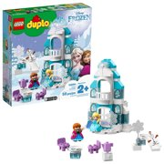 LEGO DUPLO Princess Frozen Ice Castle 10899 Toddler Toy Building Set