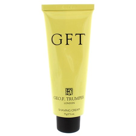 Geo F Trumper GFT Shaving Cream Tube