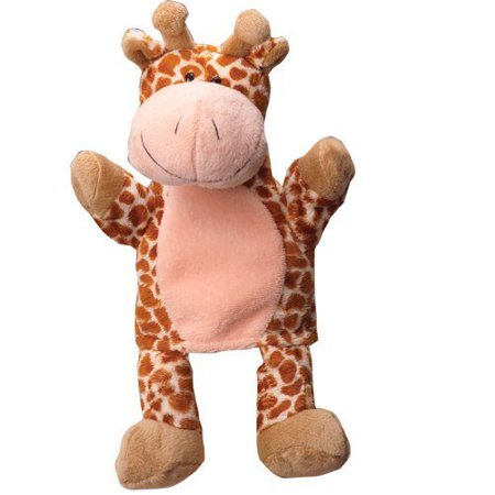 Constructive Playthings CP Toys Forest Friends Plush Hand Puppet - Giraffe Puppet
