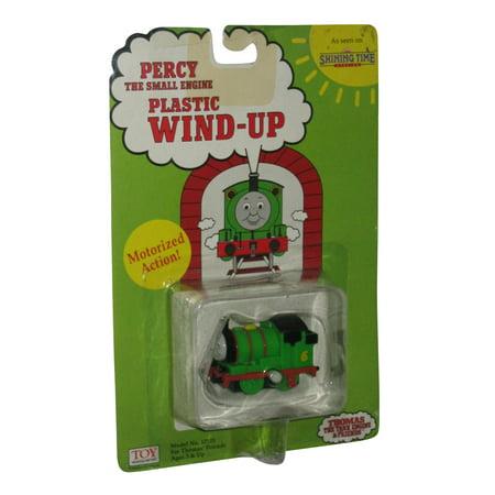 Thomas Tank Engine & Friends Percy Plastic Wind-Up Motorized Toy - Percy Train