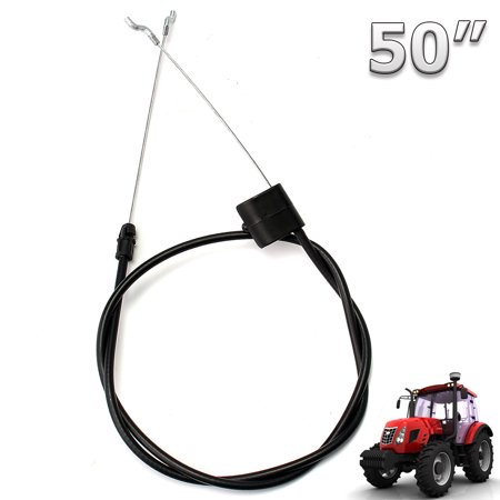 4.2 FT Tractor Push Lawn Mowers Throttle Pull Control Cable Fits Series 946-0957 746-0957 9460957