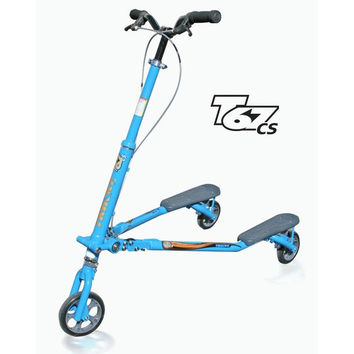 Trikke Tech T67CS-BU - T67CS Blue