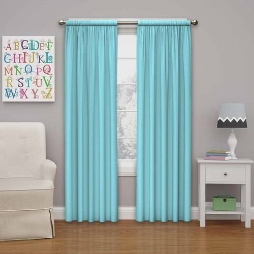 Eclipse Grommet Blackout Energy-Efficient Kids Bedroom Curtain Panel
