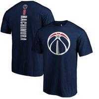 Rui Hachimura Washington Wizards Fanatics Branded Playmaker Name & Number T-Shirt - Navy