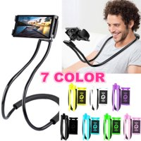 360 Rotation Flexible Accessories Long Arms Support Neck Snake-like Clip Holder Selfie Clamp Mount for Cell Phone