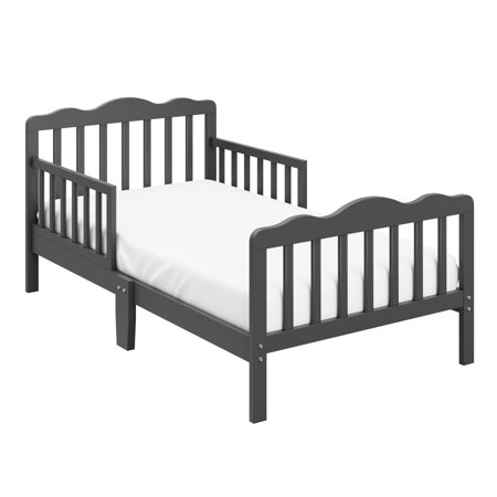 Storkcraft Hillside Toddler Bed Gray
