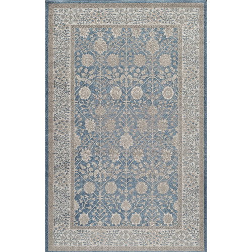 Momeni Kerman Blue Area Rug