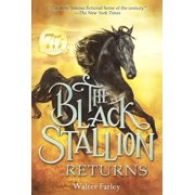 Black Stallion (Library): The Black Stallion Returns (Hardcover)