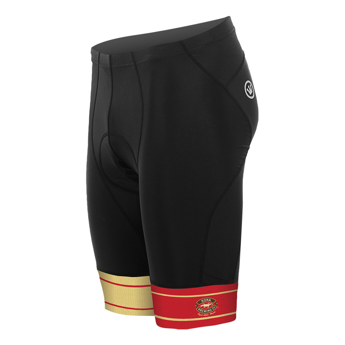Canari Cyclewear Women's KBC Longboard Mulan Cycling Short 2098-KLB by Canari Cyclewear