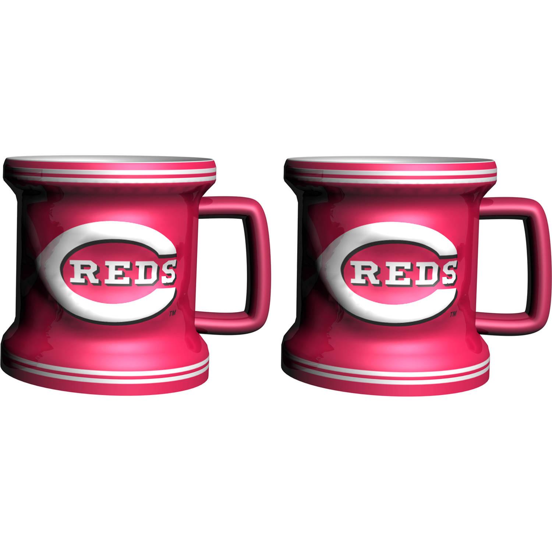 MLB Boston Red Sox 2-Pack Mini Mug
